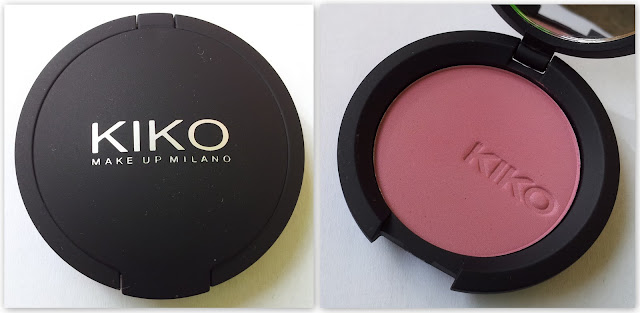 Kiko Blush light plum