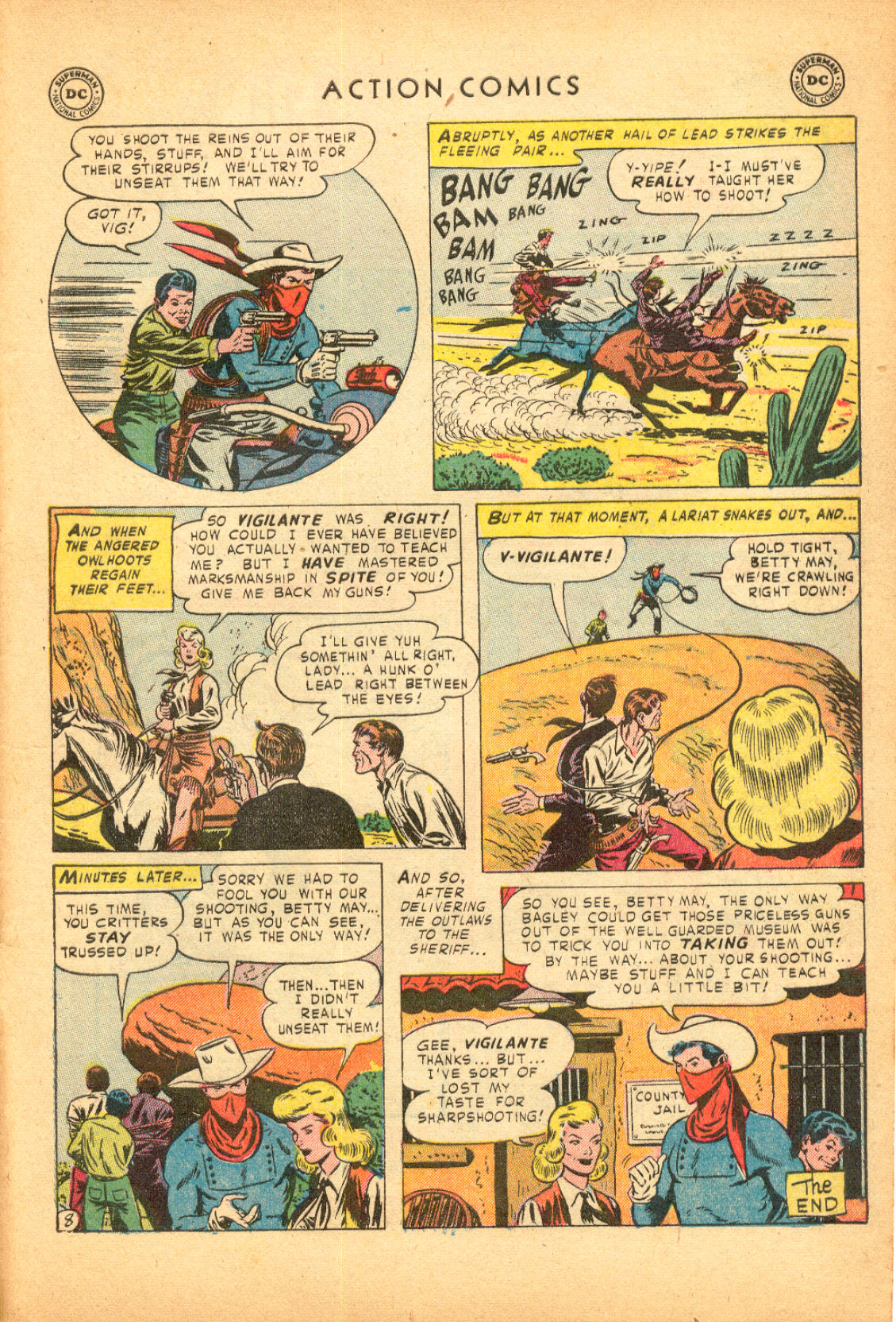 Read online Action Comics (1938) comic -  Issue #174 - 41