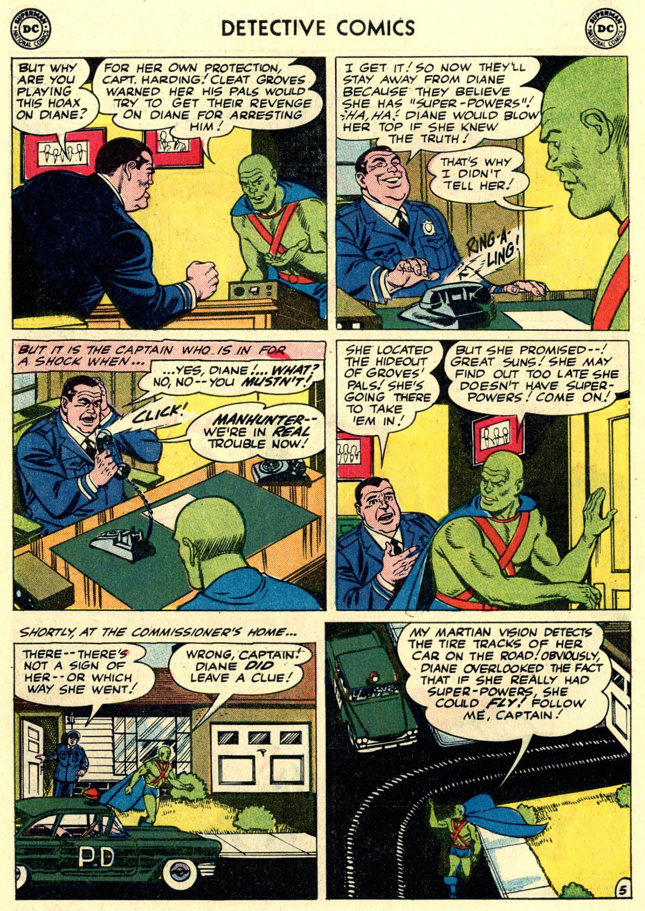 Detective Comics (1937) 282 Page 29