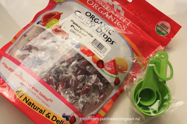 iherb конфеты леденцы отзыв