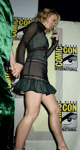 Rachel McAdams – Doctor Strange Press Panel at Comic Con in San Diego