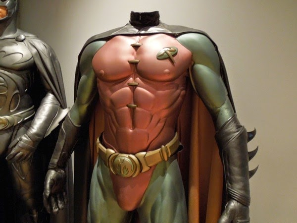Batman Forever Robin movie costume