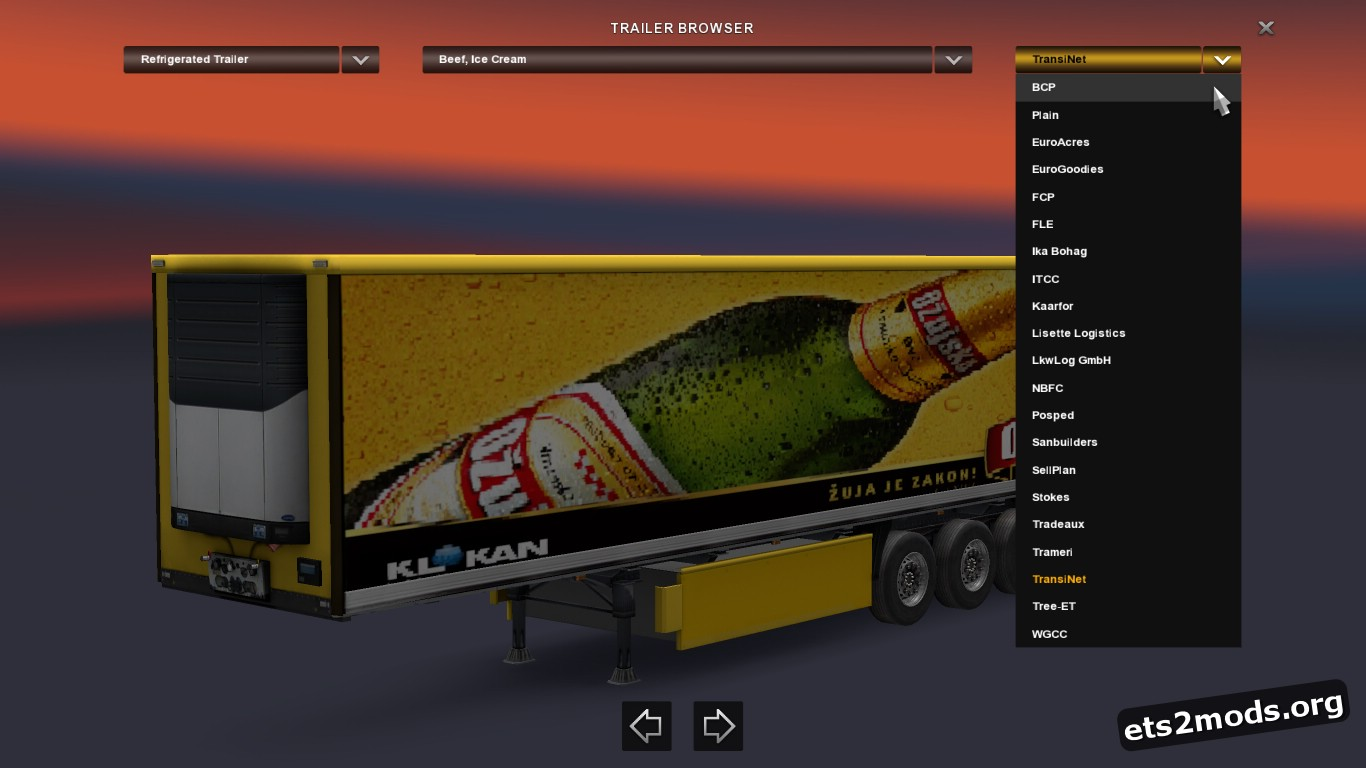 Croatia Trailers Pack V 1.3