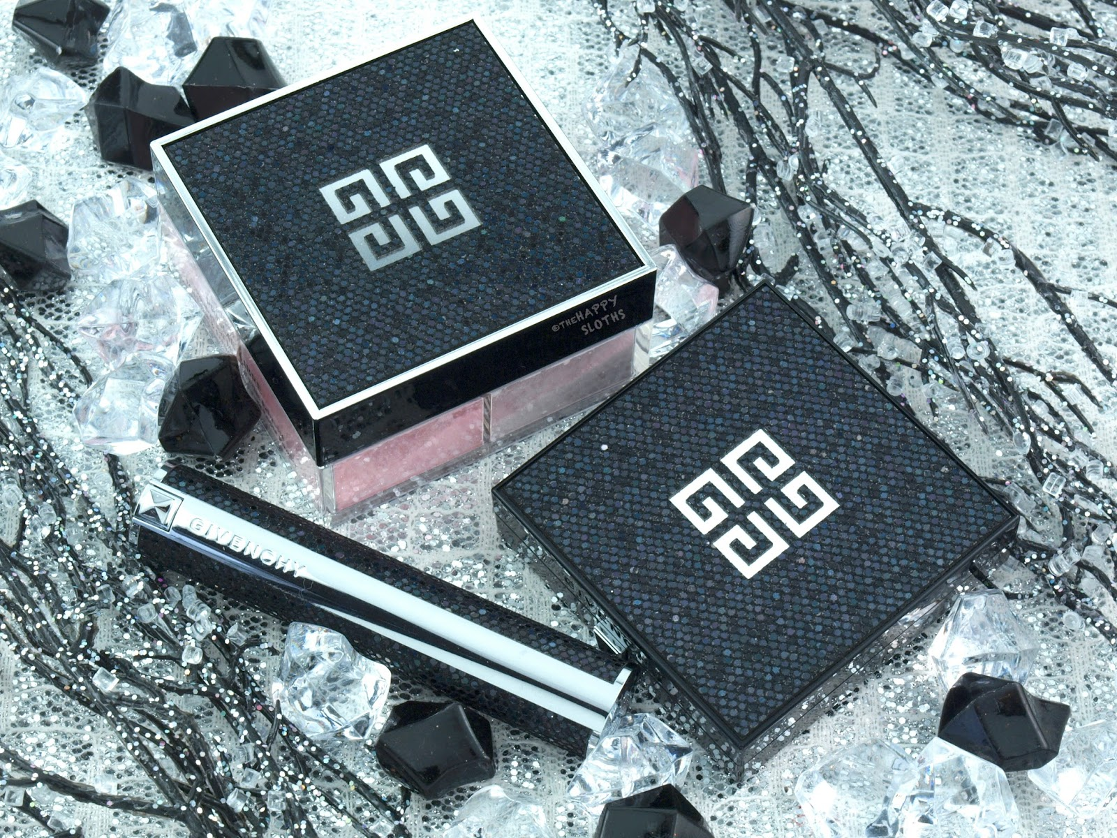 Givenchy Holiday 2017 Striking Night Lights Collection: Review and Swatches