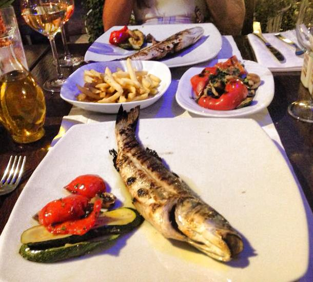 Croatia food