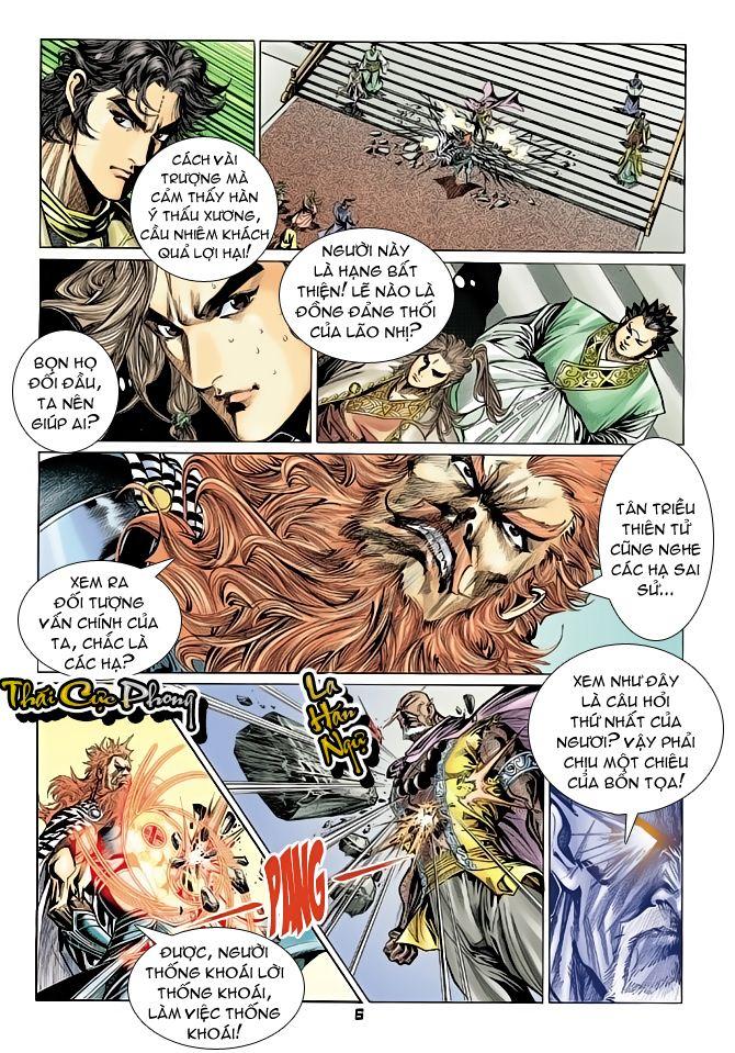 Đại Đường Uy Long chapter 69 trang 6