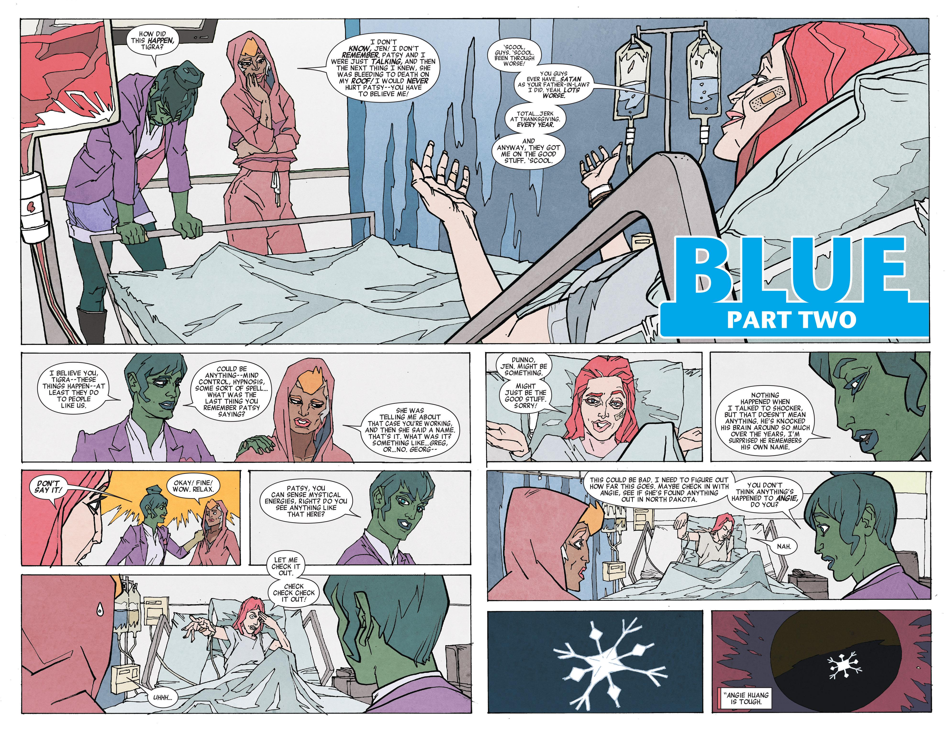 Read online She-Hulk (2014) comic -  Issue #6 - 4