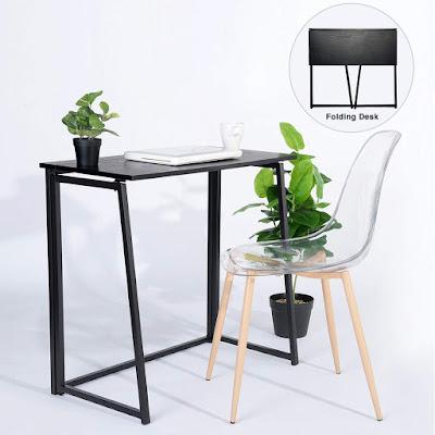 مكتب قابل للطي، منضدة قابلة للطي، طاولة قابلة للطي