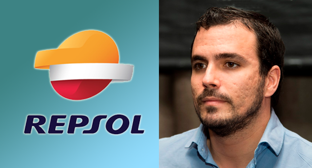 Repsol amenaza con demandar al diputado Alberto Garzón