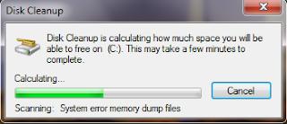 Mengatasi laptop atau pc lemot tanpa aplikasi tambahan di windows 7,8,8.1,10