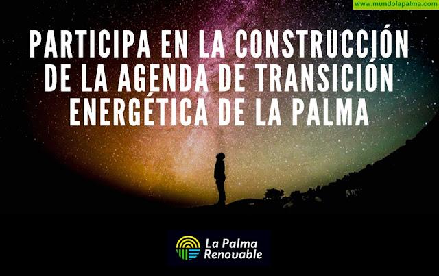 La Palma Renovable hace un llamamiento a los colectivos para participar en la transición energética de isla
