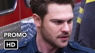 """Station 19 Episódio 2x13 Trailer legendado Online """"The Dark Night"""" (HD)"""
