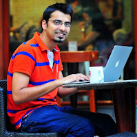 Harsh best blogger in india