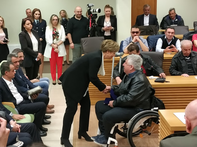 Όλγα Γεροβασίλη: Η μέριμνα για τις ευάλωτες ομάδες αποτελεί γνώρισμα και δικαίωμα των δημοκρατικών κοινωνιών
