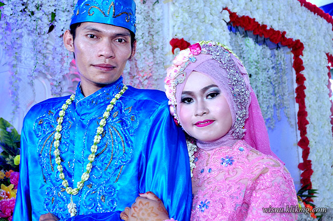 Foto Wedding Titin & Saep || Fotografer & Editing By : Wisnu Darmawan ( Klikmg ) Fotografer Purwokerto & Indonesia