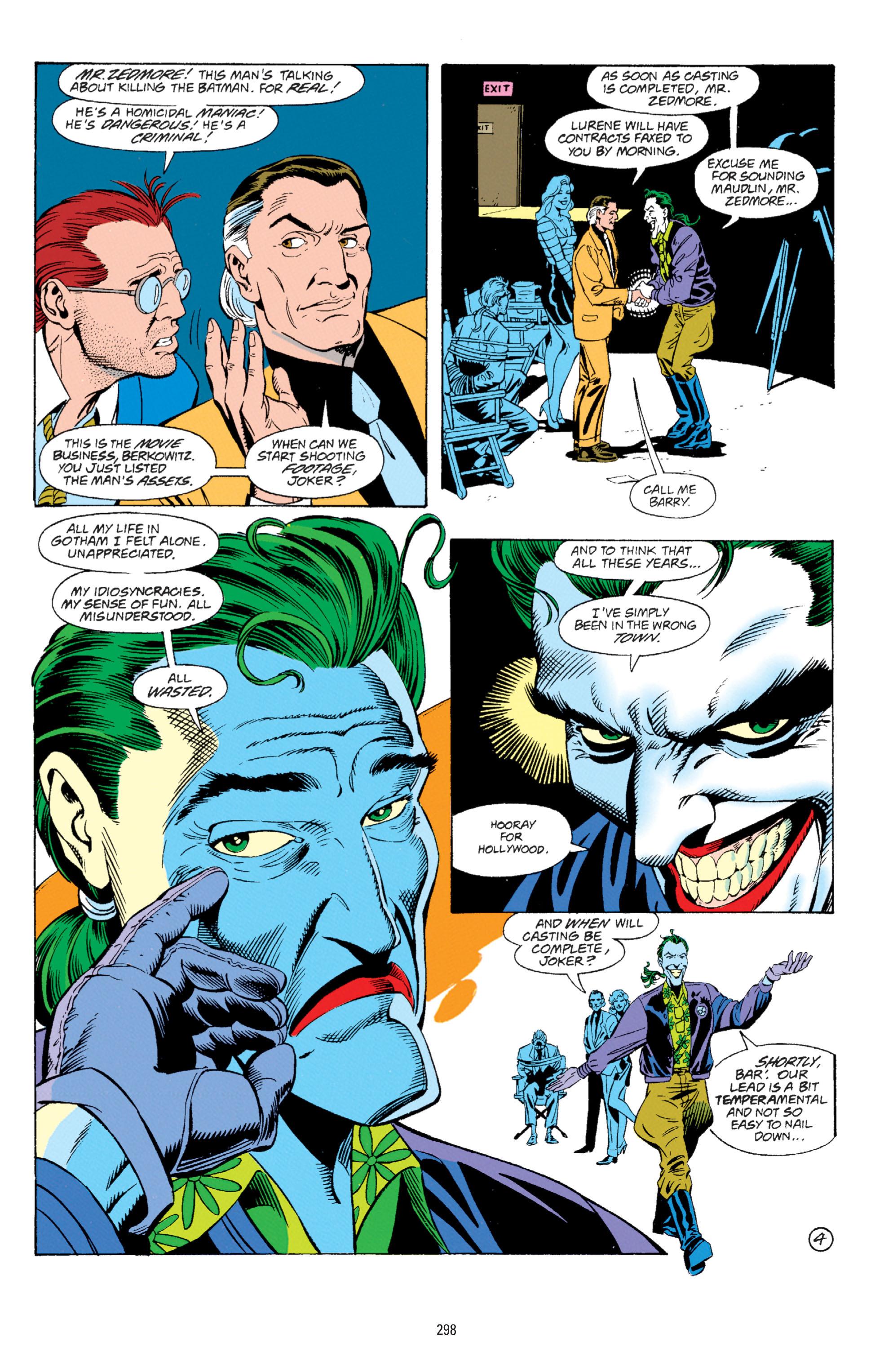 Detective Comics (1937) 671 Page 4