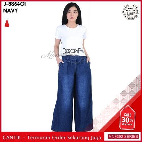 MNF392C79 Celana 856401 Wanita Jumbo Xxl Jeans Kulot 2019 BMGShop
