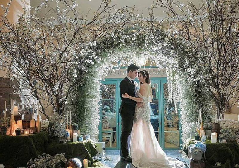 Foto Pernikahan Samuel Zylgwyn & Franda  13 Agustus 2016 - Pernikahan Artis 2016