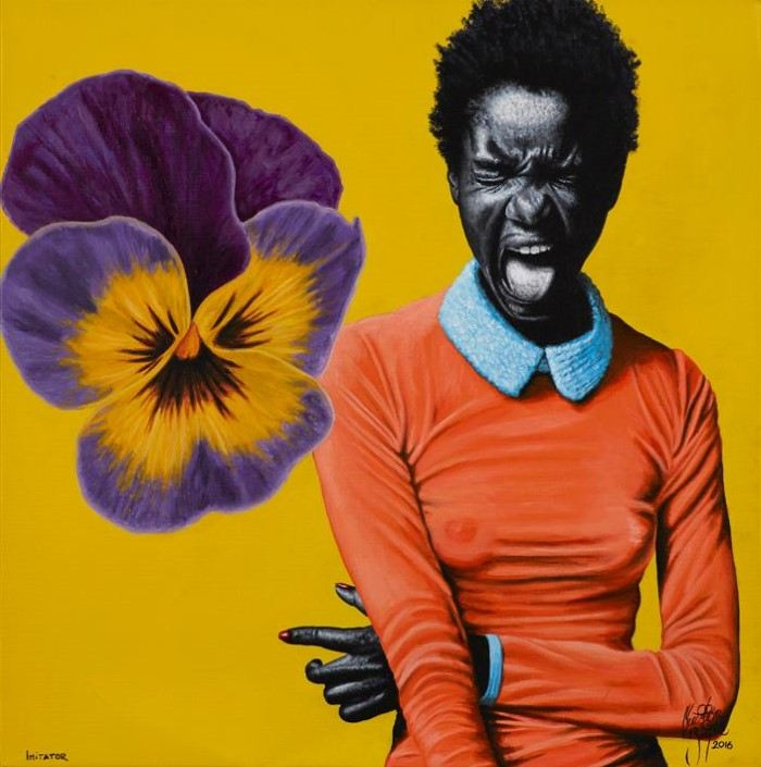 Шведский художник. Christian Beijer