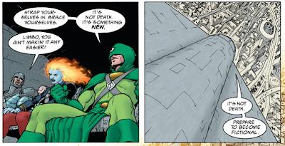 Analisi - RW Lion - DC Comics - VERTIGO