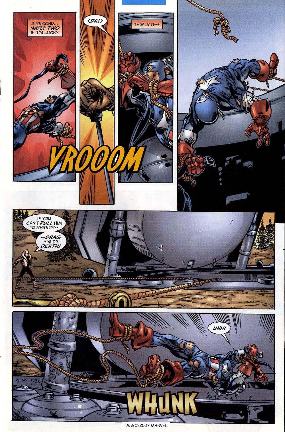 Captain America (1998) Issue #43 #50 - English 19