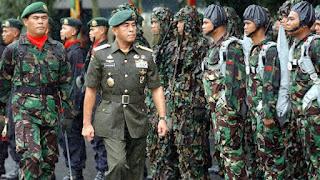 Ada Anggota Di Tikam Gang Motor, Menhan : Geng Geng Dihabisi Saja Semuanya ! - Commando