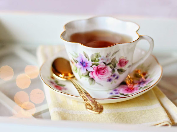 English: Tea Time - L'ora del tè!