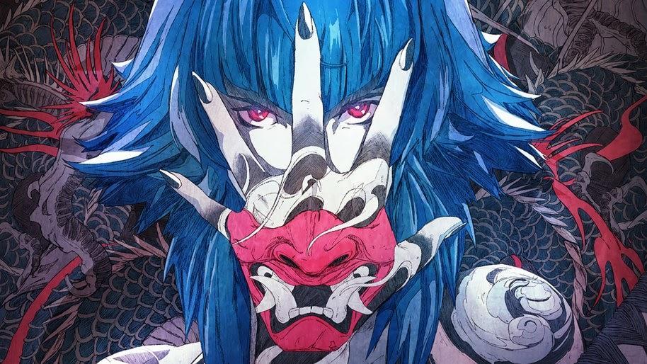 Anime Girl Tattoo 4k Wallpaper 219