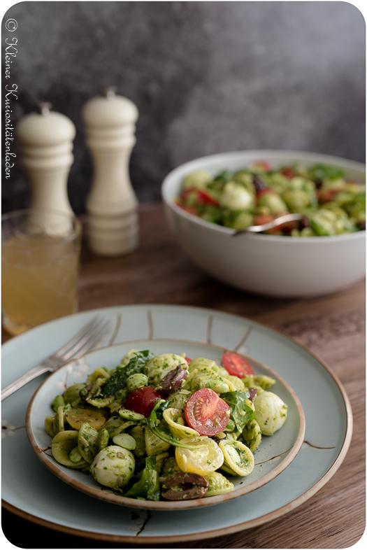 Pesto-Pasta-Salat