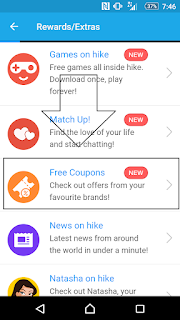 Snapdeal Hike Free Coupon