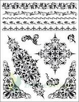 http://zielonekoty.pl/pl/p/Zestaw-stempli-Viva-Decor-ornamenty/1066