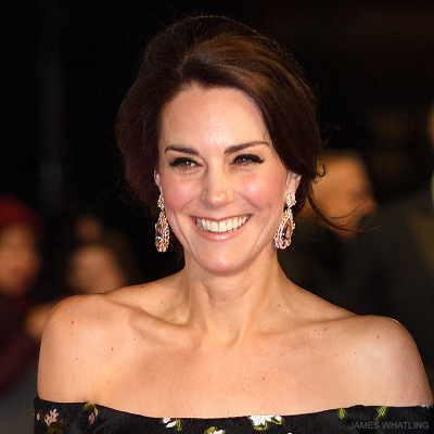 Kate Middleton Diamond Earrings