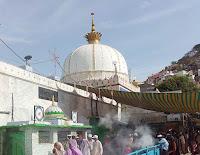 Ajmer Sharif Dargah, Ajmer, Rajasthan