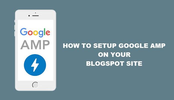 Penjelasan Mengenai Blog AMP