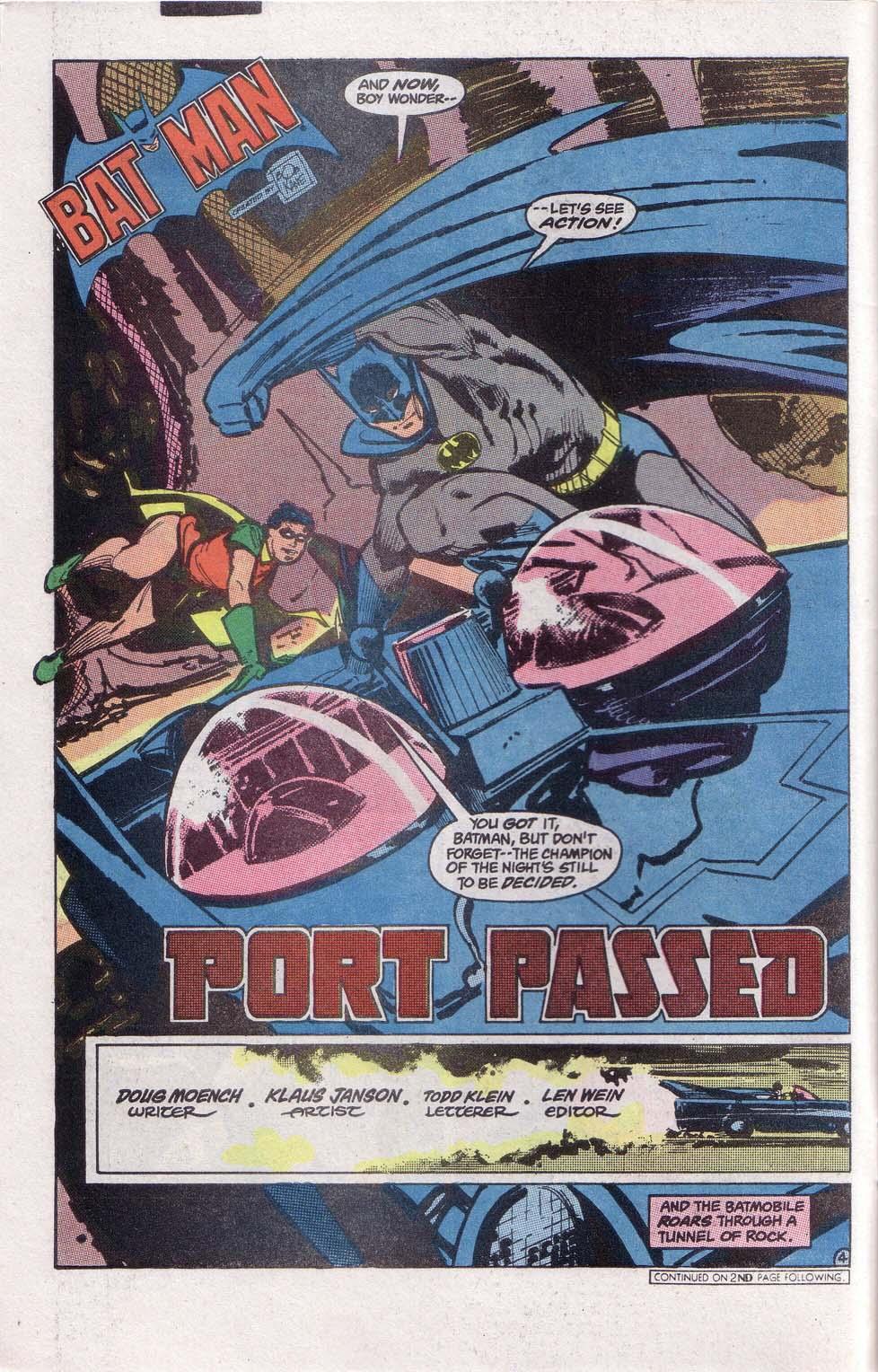 Detective Comics (1937) 554 Page 4