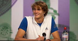 Alexander Zverev Wimbledon Pre-Championships press conference