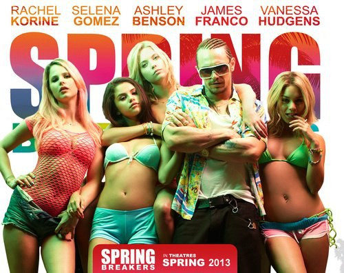 Spring Breakers (2012) 'Poster'