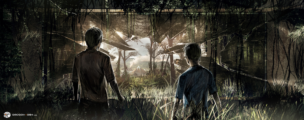 Go Faster To See Amazing Jurassic World Concept Art By