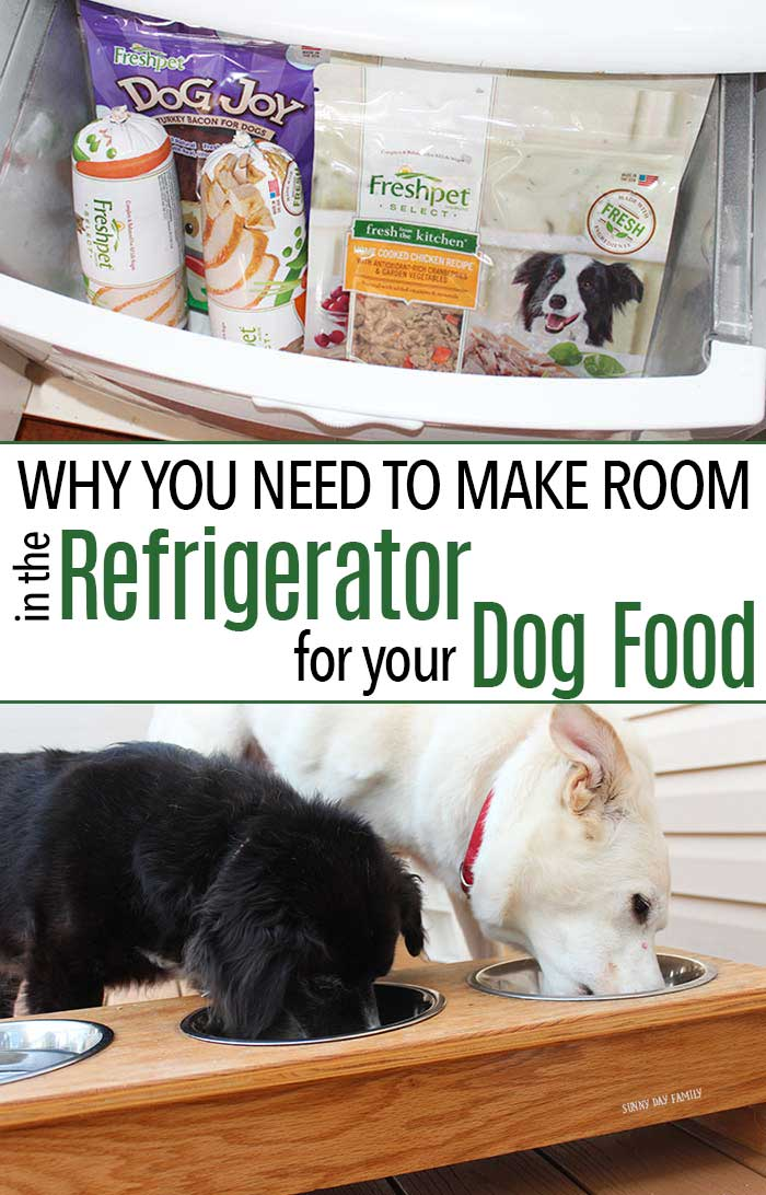 Is your dog a picky eater? Then you need to get fresh and give him a food he will love. Clear a spot in the refrigerator for Freshpet and your dog will love mealtime again. (ad) Dog Food | Natural Dog Food | Refrigerated Dog Food | Fresh Food for Dogs
