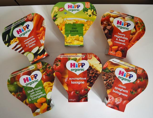 HiPP Organic Tray Meals