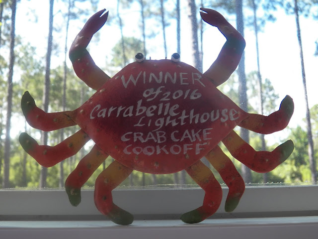 2016 Carrabelle Crab Cake Cook Off winner