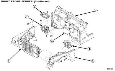 repair-manuals: Jeep Wrangler 2004 Repair Manual