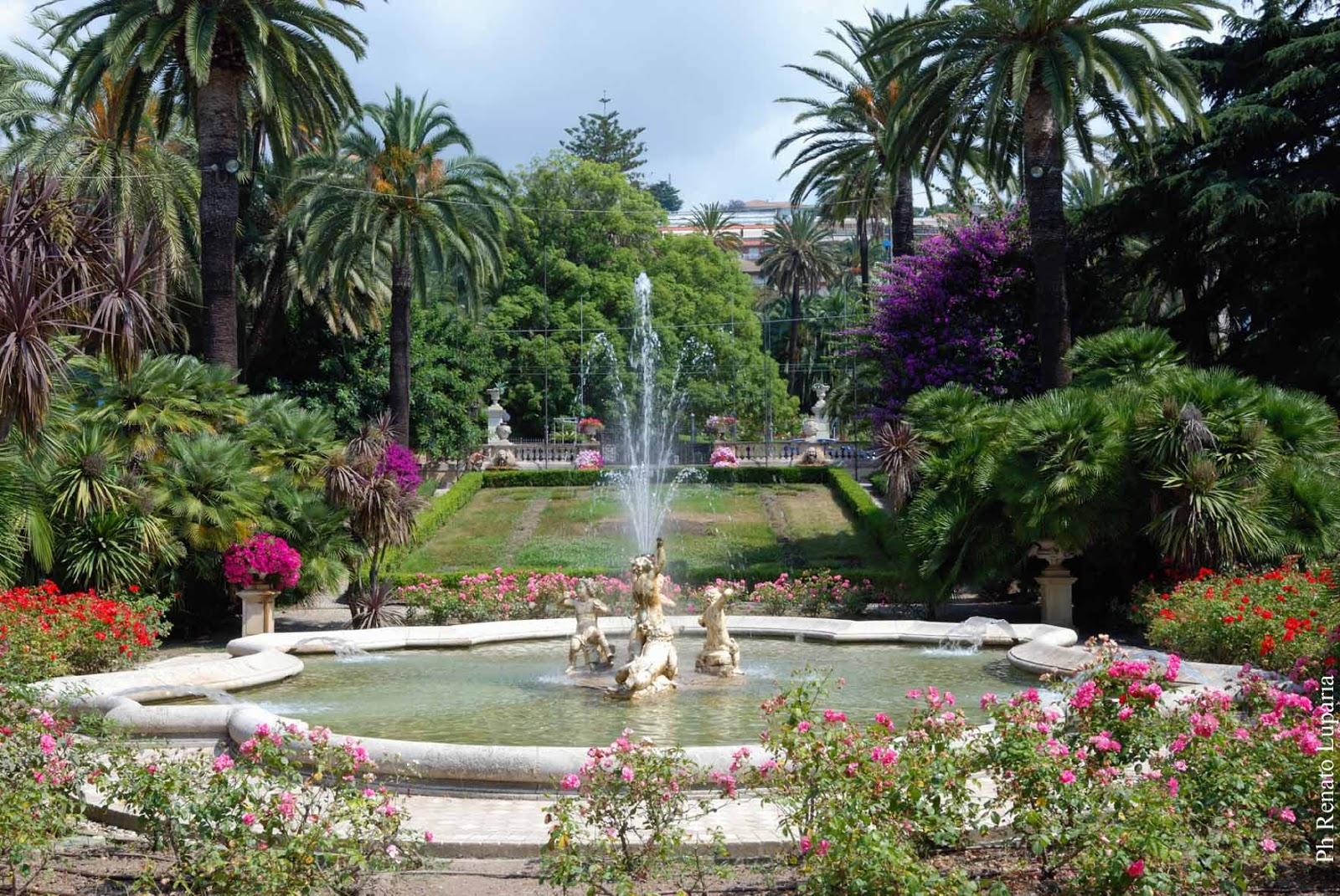 Nadia Presotto Sanremo I Giardini Di Villa Ormond