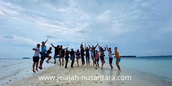 private trip pulau harapan 3 hari 2 malam kepulauan seribu