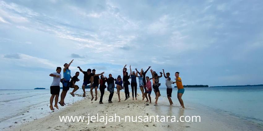 paket wisata open trip pulau harapan kepulauan seribu utara