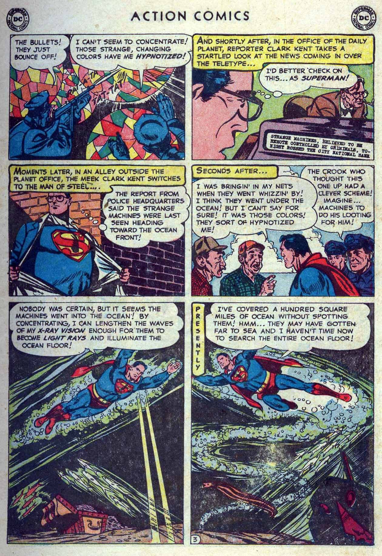 Read online Action Comics (1938) comic -  Issue #167 - 5