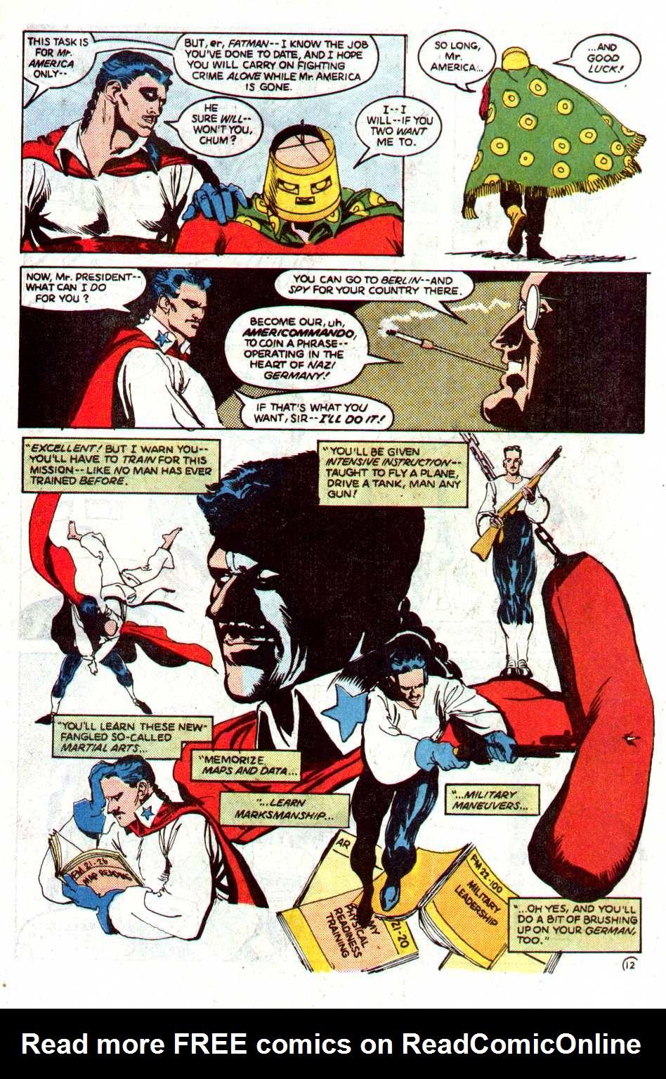 Read online Secret Origins (1986) comic -  Issue #29 - 38
