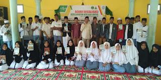 IPNU-IPPNU Lotim Deklarasi Komisariat di Ponpes Al Islamiah Bebidas
