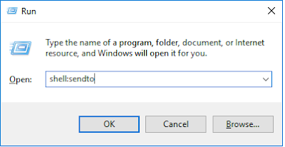 "How to Add ""Drives or Folders"" to Send to Menu In Windows 10/8/7 (Easy), how to edit right click context, add drive folder in send to option, add picture video document download folder in send to menu, add drive folder into send to menu, context menu, windows 10 send to, windows 7 send to, windows 8, send to pen drive, change send to option, edit send to option, change send to location, right click send to, create shortcut, windows 10 tips & tricks, 2018,  send to missing,"