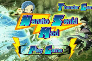 Naruto Senki Mod by Thunder Game Apk